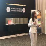 Dubai 2018 - Nadine Powrie Speaking Engagement