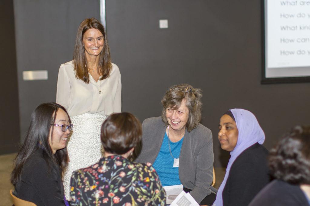 Al Ain - Nadine Powrie Speaking Engagement