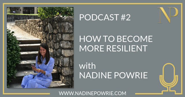 #2 Becoming more resilient