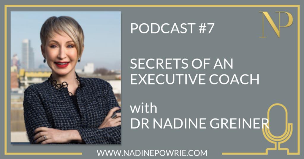 #7 Secrets of an Executive Coach